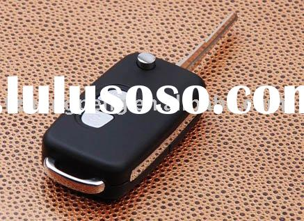 Mitsubishi lander 2 Button Flip Remote Key Casing& auto key