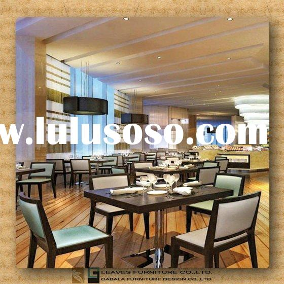 Modern restaurant furniture