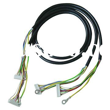 Multi-Conductor Cable Harnesses (RoHS Compliance)