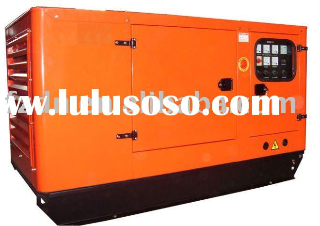 NEW!!! World-leading Three Phase Silent Diesel Generator Set