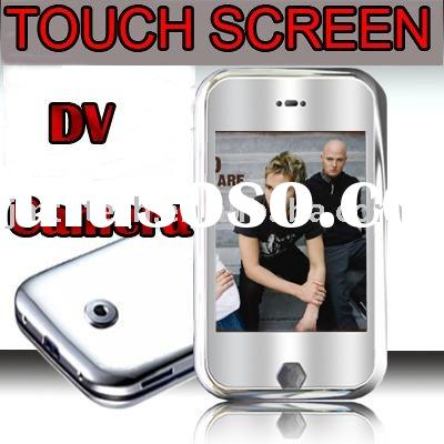 New 2GB 4GB 8GB digital mp3 mp4 mp5 player Touch Screen media player Portable Camera DV mp4 player F