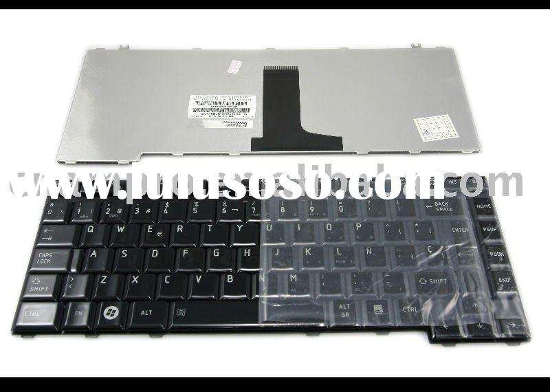New Original Laptop keyboard for Toshiba Satellite A300 A305 Glossy Black SP* version - MP-06866E0-9