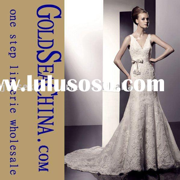 New Style High quality, Low price, Custom made, Min=1pcs, wedding dress 2011, evening dress, party d
