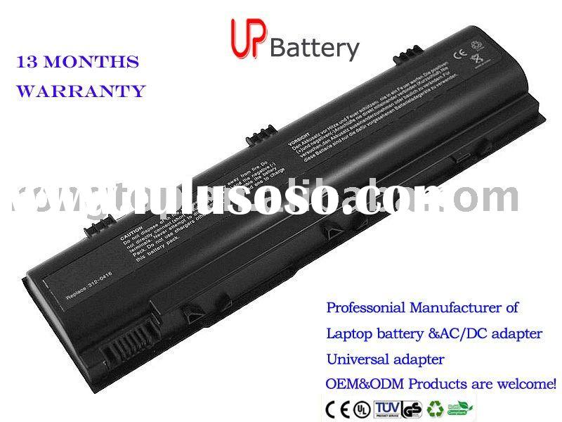 Notebook Battery for DELL Latitude 120L Inspiron 1300 Inspiron B120 Inspiron B130
