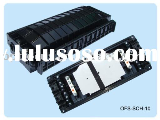 OFS-SCH-10 horizetal fiber optic splice enclosure/fiber optic splice closure/optical fiber cable con