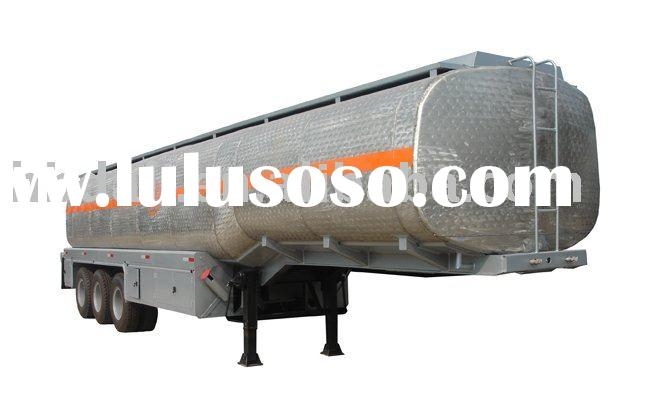 Oil Tanker Semi Trailer 2axle or 3 axle 35-45m3---One of the biggest semi-trailer manufacturer 0086