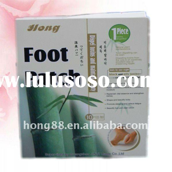 Overnight Bamboo Sole Detox Foot Patch