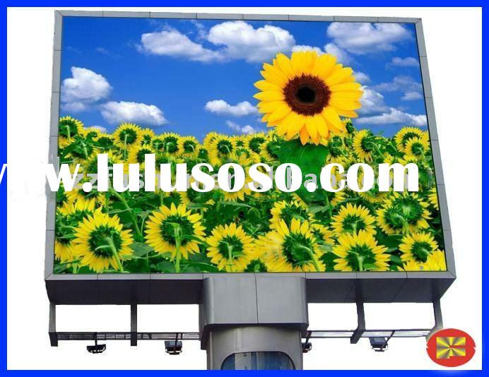 P10 Outdoor Full Color SMD LED display