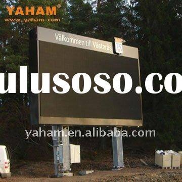 P22 full color energy-saving outdoor LED variable message sign