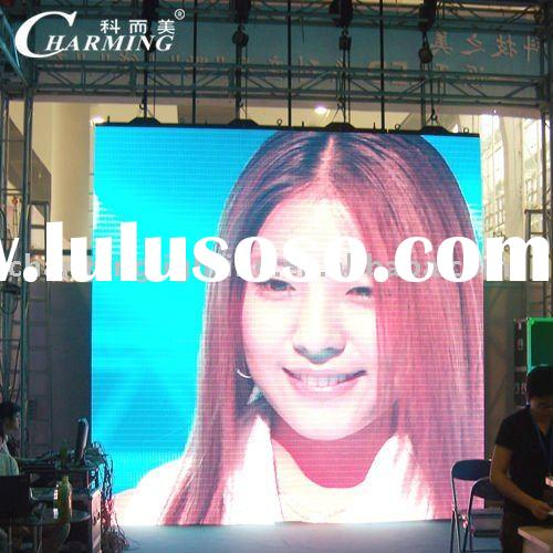 P6 indoor full color led display screen
