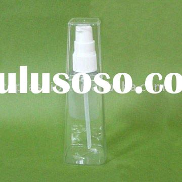 PETG Lotion Bottle Cosmetic packaging