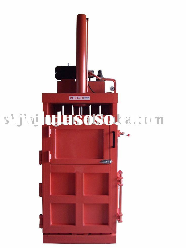 PET Plastic Baling press machine,PET bottle Baler machine