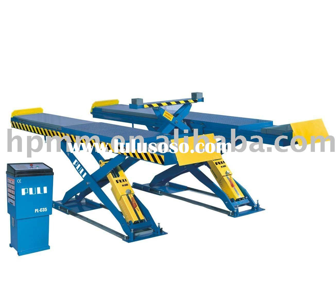 PL-C55 Scissor Lift, Auto car lifts for Wheel Alignment (CE)