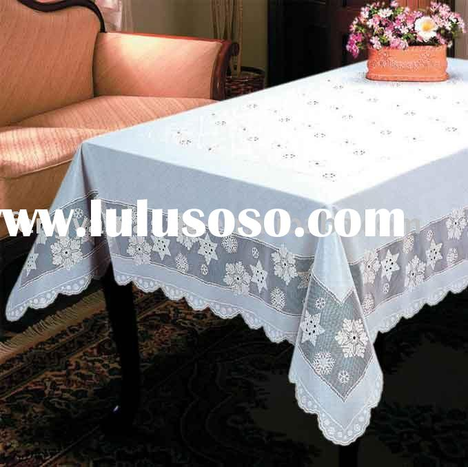 Warmers crochet tableclothslooking for the right pattern