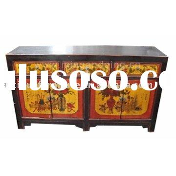 Painting cabinet,Chinese Antique Reproduction Furniture