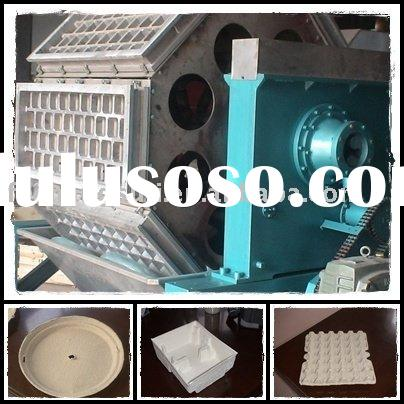 Paper Pulp Egg Tray Making Machine