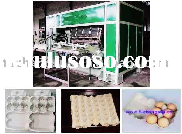 Paper Pulp Egg Tray Production Equipment