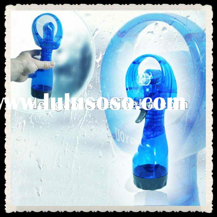 Personal Hand Held Plastic Battery Operated Fan