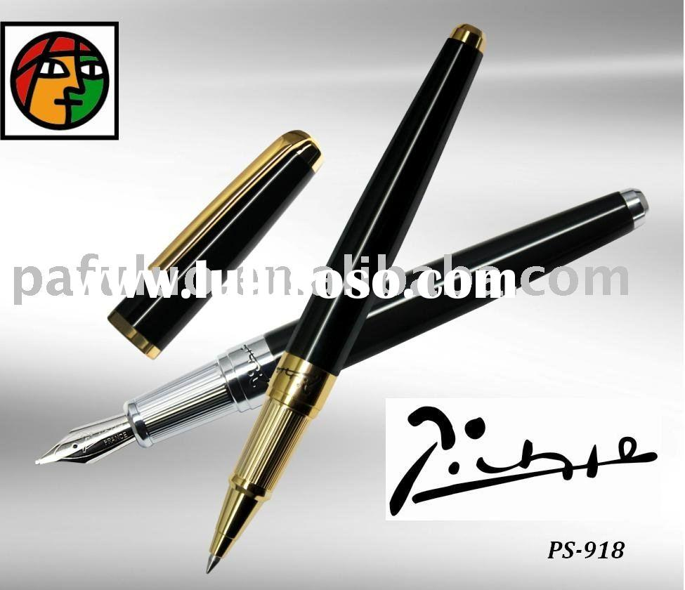 Picasso business gift metal pen