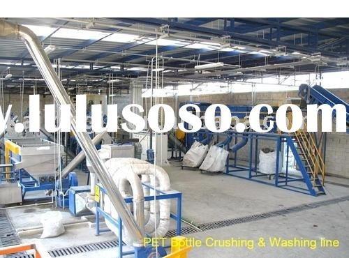 Plastic Woven Bags Washing and Recycling machine