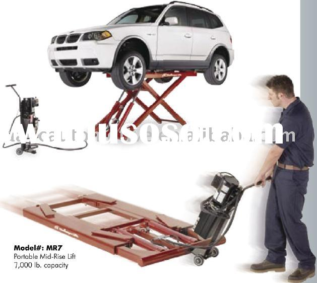 Homemade motorcycle scissor lift plans homemade Car lift plans