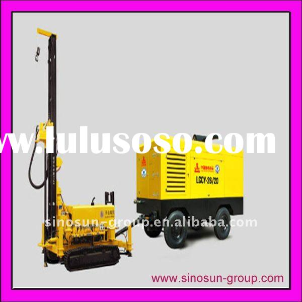 Portable Water Well Drilling Rig KW10