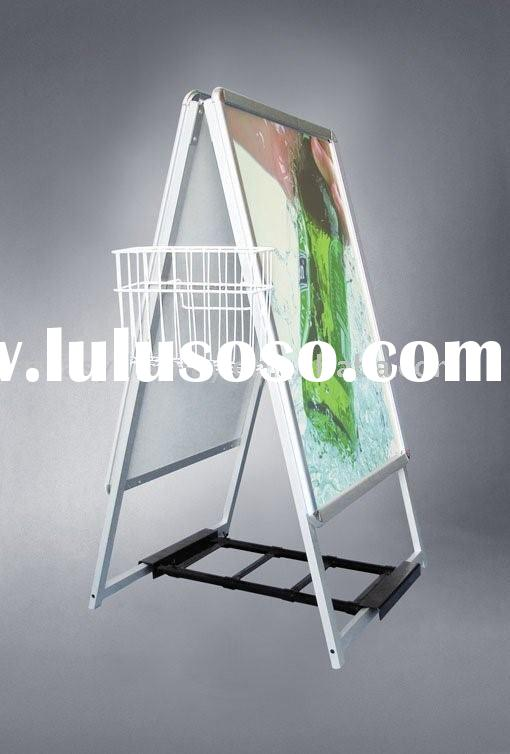 Poster board,Advertising displays,Display stand