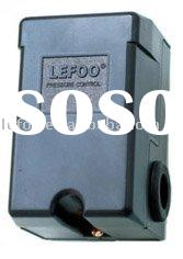 Pressure Control switch for water pump