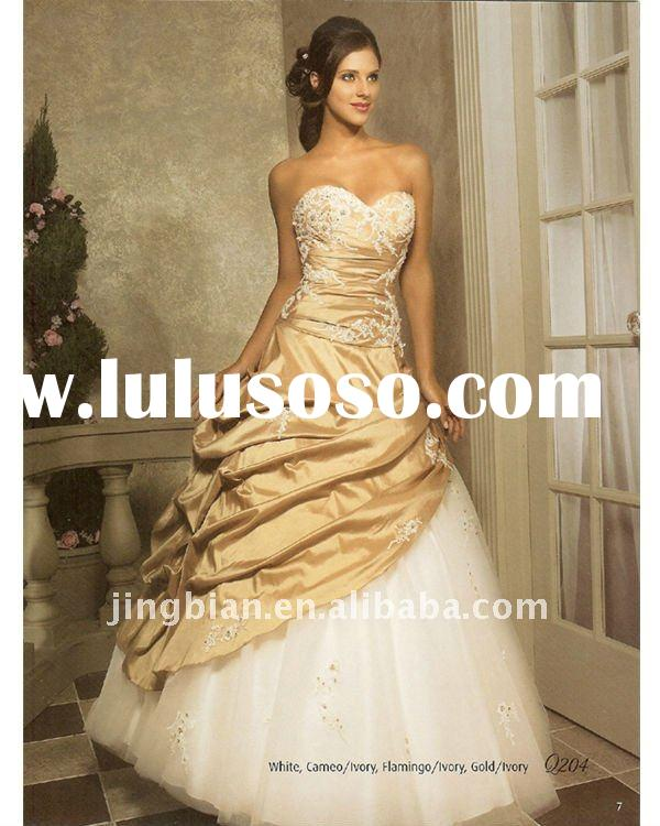 Princess Ball gown Allure Quinceanera Dresses Wedding Dress DH448