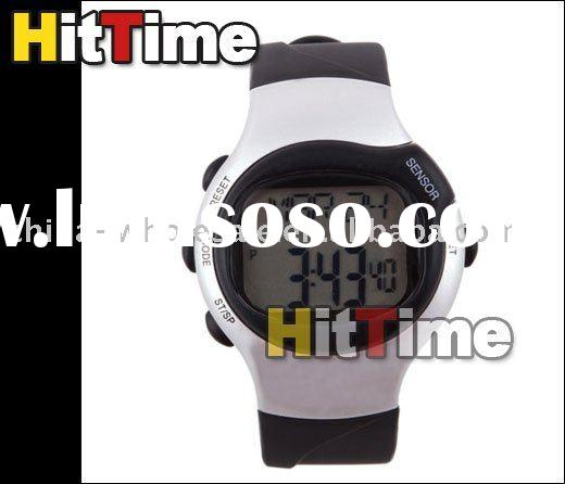 Pulse Heart Rate Calories Monitor Watch Sport Fitness 02 Free Air Mail ONLY