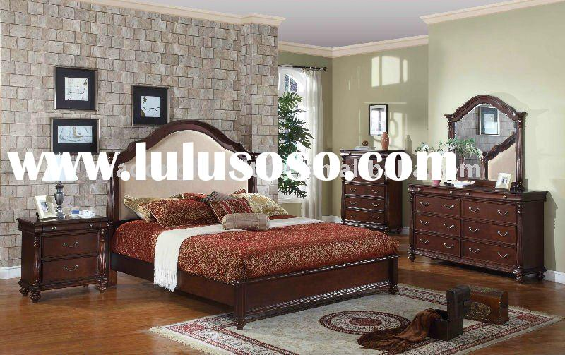 Queen and King Bedroom Set Furniture HDB005