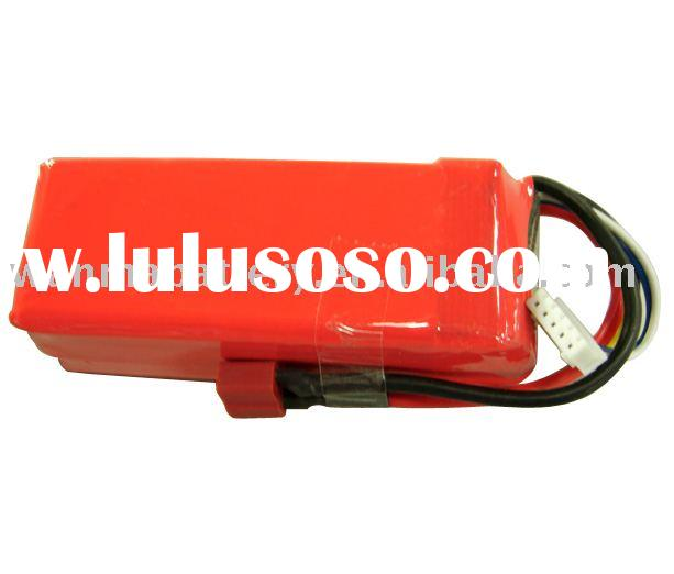 RC battery Lipo battery pack 25C