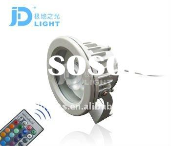 RGB 10W high power led floodlight
