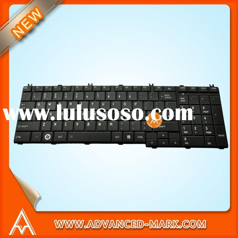 Replace Laptop Keyboard For Toshiba C650 Series,NSK-TN0SV 01,P/N:9Z.N4WSV.001/6037B0047802,US Layout