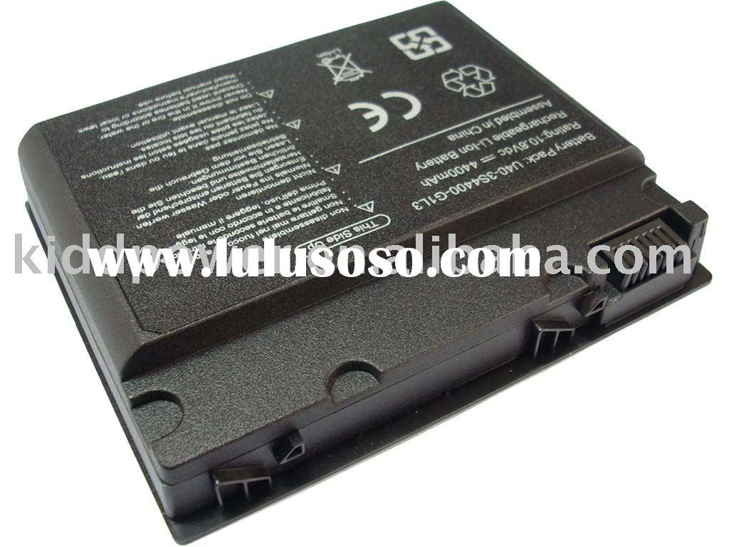 Replacement laptop battery for HASEE Q540 540S series laptop battery pack,notebook battery