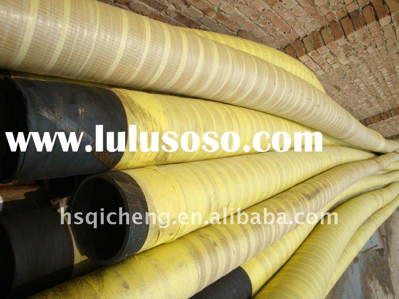 Rubber Water Suction and Discharge Hose 8""