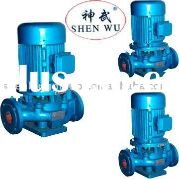 SHENWU high volume and low pressure water pump