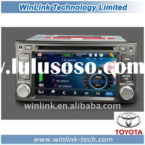 "SPECIAL TOYOTA COROLLA-EX 7"" TOUCH SCREEN CAR DVD GPS WITH BLUETOOTH TV STEREO RADIO"