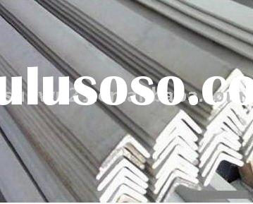SUS321 stainless angle steel