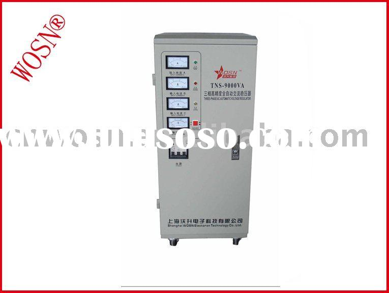 SVC-15KW Three Phases Fully Automatic Voltage stabilizer, Voltage Regulator