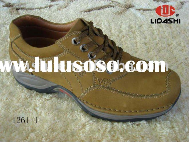 Salable Handmade Leather Men's Footwear