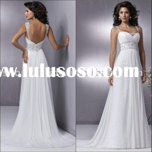 Sell Discount Bridal Dresses stock Classics Wedding dresses styles CWDS010 UK SIZE 8,10,US 10.12