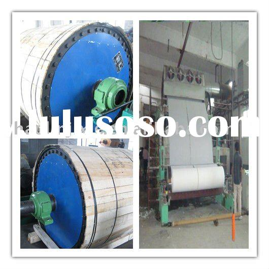 Shaolin 1575 Type Color Printing Second hand paper machine