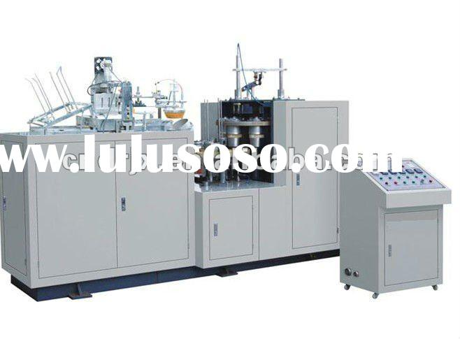Single side Coated Paper Cup Making machine