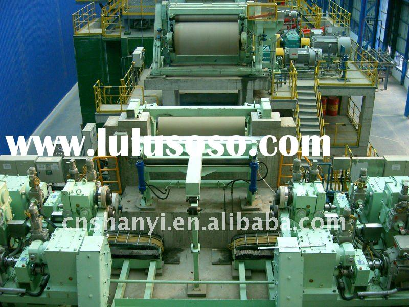 Single stand,4high aluminum rolling mill