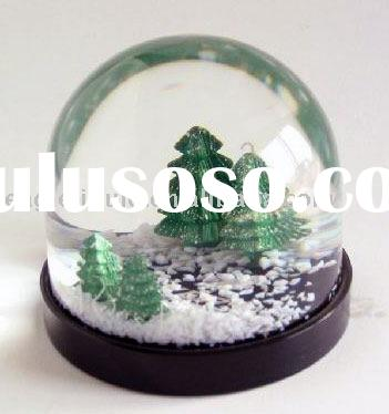 Snow ball, Water globe, Snow dome, Snow globe, Water ball