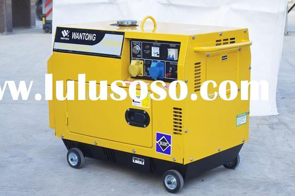 Soundproof Diesel Generator Set (Air-Cooled)