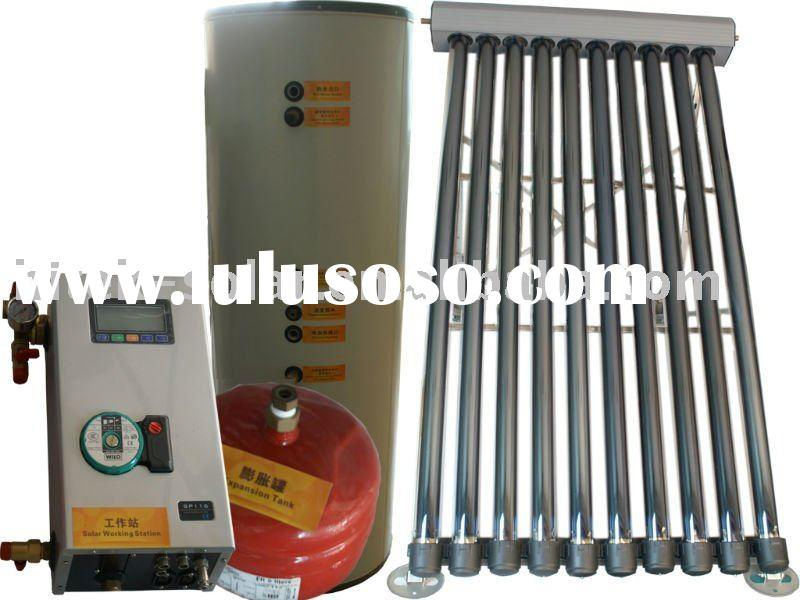 Split or Separated Solar Water Heating System with SRCC certificate