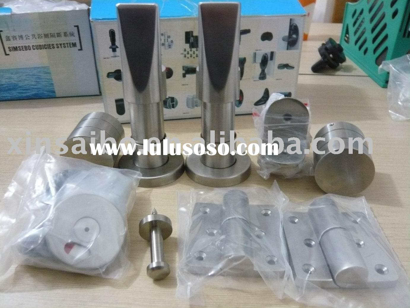 Stainless Steel #304 Accessories for Toilet Partition