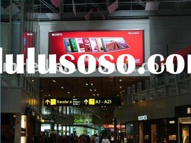 Super hotel LED screen LED display panel, Indoor Full color P6 LED display